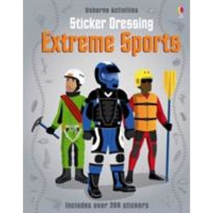 Sticker Dressing Extreme Sports - Usborne Books
