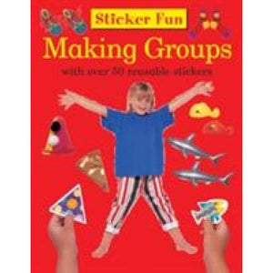 Sticker Fun - Making Groups - Anness Publishing 9781861474407