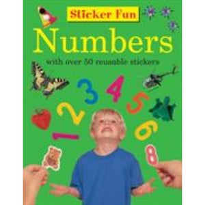 Sticker Fun - Numbers - Anness Publishing 9781861474285