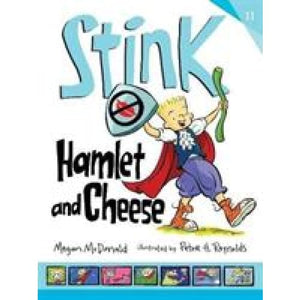 Stink: Hamlet and Cheese - Walker Books 9781406379303