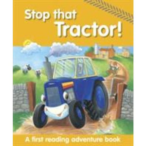 Stop That Tractor! (Giant Size) - Anness Publishing 9781861477583
