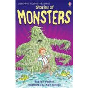 Stories of Monsters - Usborne Books 9780746080856
