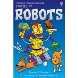 Stories of Robots - Usborne Books 9780746080535