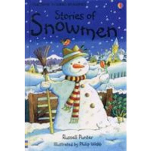 Stories of Snowmen - Usborne Books 9780746086612