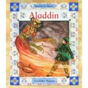 Stories to Share: Aladdin (Giant Size) - Anness Publishing 9781861478191