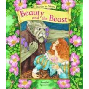 Stories to Share: Beauty and the Beast (Giant Size) - Anness Publishing 9781861478177