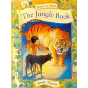 Stories to Share: The Jungle Book (Giant Size) - Anness Publishing 9781861478146