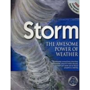 Storm - The Awesome Power of Weather: Infinity - Templar Publishing 9781848771864