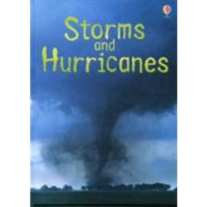 Storms and Hurricanes - Usborne Books 9781409544883