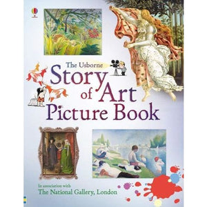 Story of Art Picture Book - Usborne Books 9781474938174