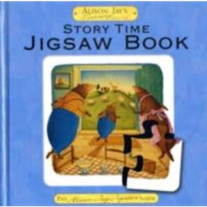 Story Time Jigsaw Book - Templar Publishing 9781840114089