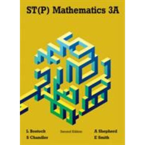 ST(P) Mathematics 3A Second Edition - Oxford University Press 9780748712601