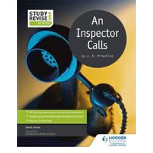 Study and Revise for GCSE: An Inspector Calls - Hodder Education 9781471853531