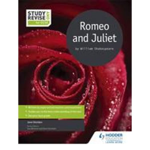 Study and Revise for GCSE: Romeo Juliet - Hodder Education 9781471853661