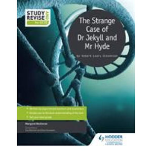 Study and Revise for GCSE: The Strange Case of Dr Jekyll Mr Hyde - Hodder Education 9781471853685