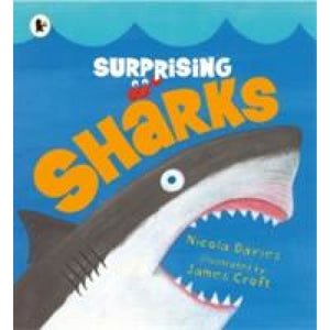 Surprising Sharks - Walker Books 9781406366976