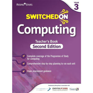 Switched on Computing Year 3 - Hodder Education 9781783390908