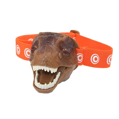 Image of T rex Head Torch - Brainstorm Toys 5060122733830