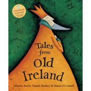 Tales of Old Ireland - Barefoot Books 9781782853589