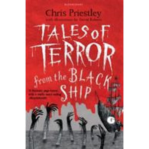 Tales of Terror from the Black Ship - Bloomsbury Publishing 9781408871119