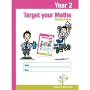 Target Your Maths Year 2 Workbook - Elmwood Education 9781906622626