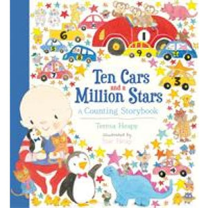 Ten Cars and a Million Stars: A Counting Storybook - Walker Books 9781406377897