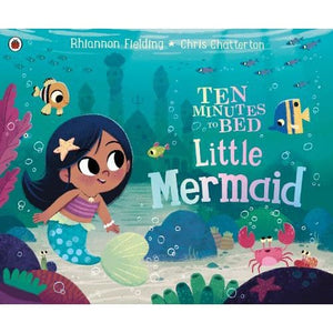 Ten Minutes to Bed: Little Mermaid - Penguin Books 9780241372678