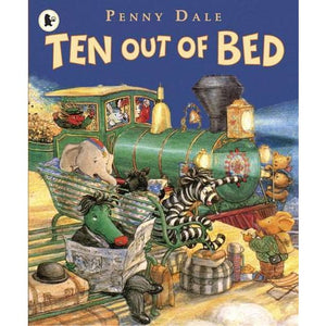 Ten Out of Bed - Walker Books 9781406328844