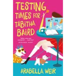 Testing Times for Tabitha Baird - Templar Publishing 9781848124653
