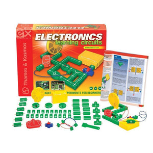 Thames and Kosmos Electronics Learning Circuits - 814743010345
