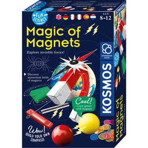 Thames & Kosmos Magic of Magnets - And