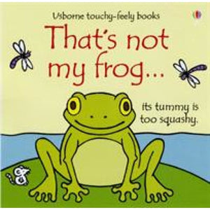 That's Not My Frog - Usborne Books 9781409504436