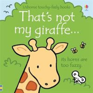 Thats not my giraffe... - Usborne Books