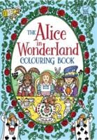 The Alice in Wonderland Colouring Book - Michael O'Mara Books 9781780553535
