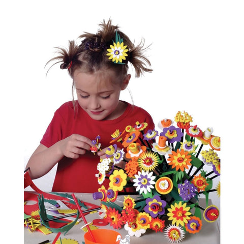 The Amazing Flower Kit - Happy Puzzle Company