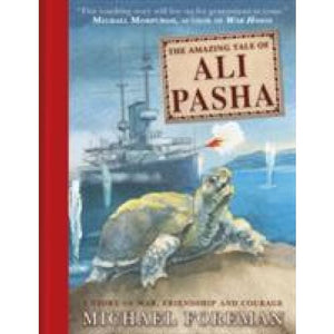 The Amazing Tale of Ali Pasha - Templar Publishing 9781848778979