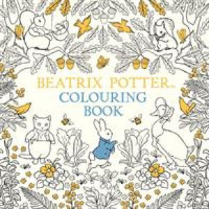 The Beatrix Potter Colouring Book - Penguin Books 9780241287545
