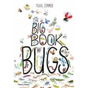 The Big Book of Bugs - Thames & Hudson 9780500650677