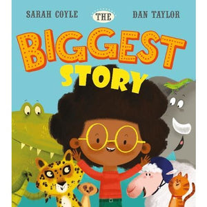 The Biggest Story - Egmont 9781405288002