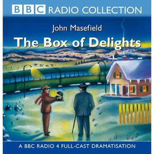 The Box Of Delights - BBC Audio 9780563535102