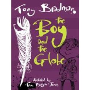 The Boy And Globe - Barrington Stoke 9781781125038