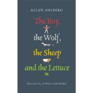 The Boy the Wolf Sheep and Lettuce - Penguin Books 9780141317786