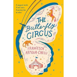 The Butterfly Circus - Walker Books 9781406384369