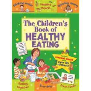 The Children's Book of Healthy Eating - Award Publications 9781782702115
