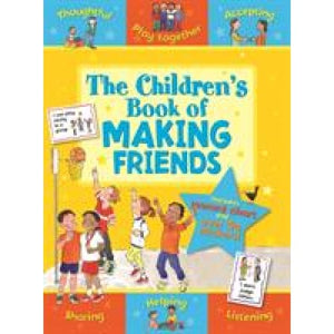 The Children's Book of Making Friends - Award Publications 9781782701293