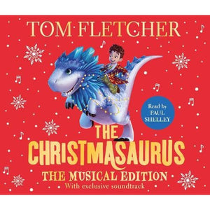 The Christmasaurus - Penguin Books 9780241387665