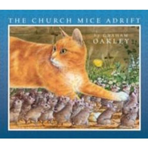 The Church Mice Adrift - Templar Publishing 9781848770751