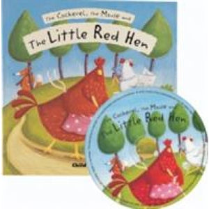 The Cockerel the Mouse and Little Red Hen - Child's Play International 9781846430923