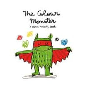 The Colour Monster: A Activity Book - Templar Publishing 9781783704590
