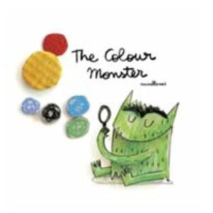 The Colour Monster - Templar Publishing 9781783704231